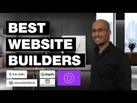 5 Best Website Builders in 2021 (Squarespace vs Kajabi vs Shopify vs ClickFunnels vs Divi)