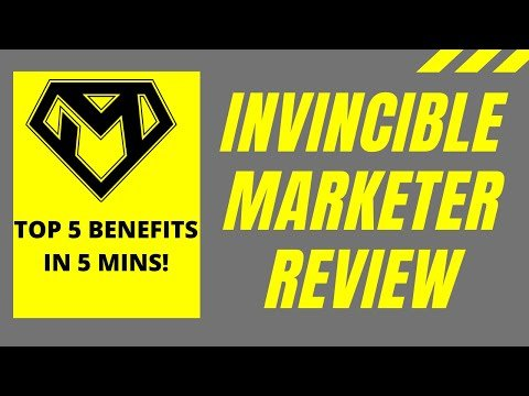 Invincible Marketer by Aaron Chen Honest Review (NEW for 2021)