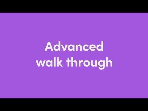 monday.com webinar: Advanced Walk Through