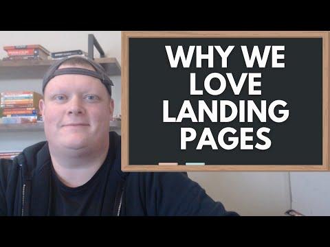 Google Ads Landing Page vs Website   What We Prefer
