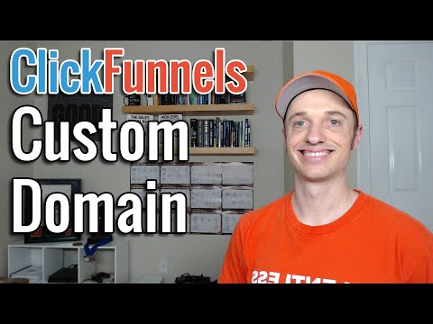 How to Configure a Custom Domain on ClickFunnels & Page Paths
