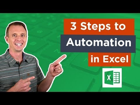 My Strategy for Automating Complex Excel Processes