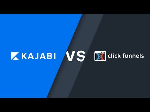 Kajabi vs. Clickfunnels: Which sales funnel software is best for you?