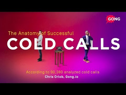 Cold Calling Tips: The Anatomy of Successful Cold Calls