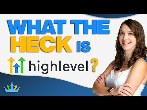 What is High Level CRM?