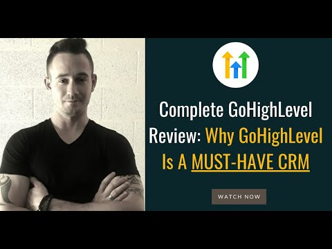 🔥 GoHighLevel Review – Why GoHighLevel is a MUST-HAVE CRM For Marketing Agencies