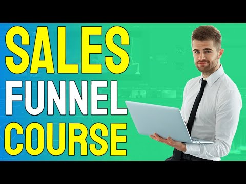 What Is a Sales Funnel | How to Build a Sales Funnel Tutorial
