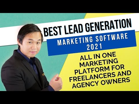 The BEST Lead Generation Marketing Software 2021 – Go High Level Overview