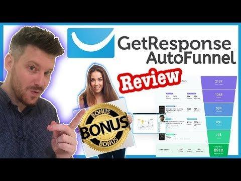 GetResponse Conversion Funnel Review – Honest GetResponse Conversion Funnel REVIEW