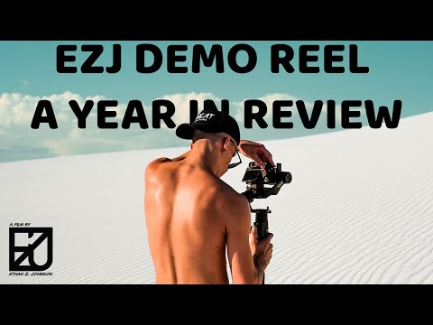 EZJ Videography Demo Reel   A Year In Review
