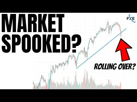Buy Now or Sell The Stock Market This Week? Volatility Spikes Hard…[Nasdaq, DOW, SP500, BITCOIN]
