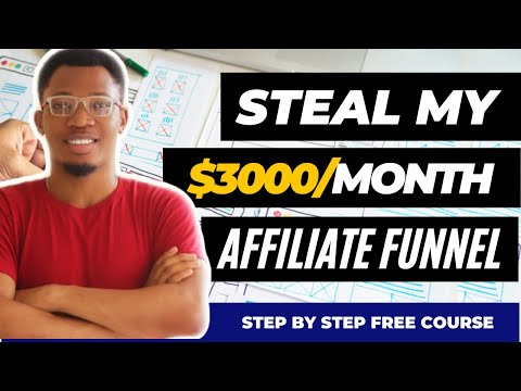 Watch Me Build A $3,000+ Per Month Affiliate Marketing Funnel From Scratch