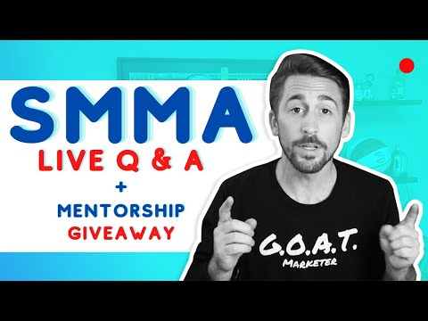 Marketing Agency LIVE Q & A + SAAS Mode On Go Highlevel (GHL) w/ Shaun Clark