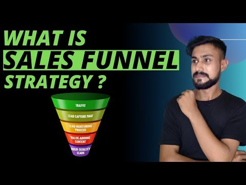 Sales Funnel Strategy In Hindi // What Is Sales Funnel In Digital Marketing // Sales Funnel Kya Hai