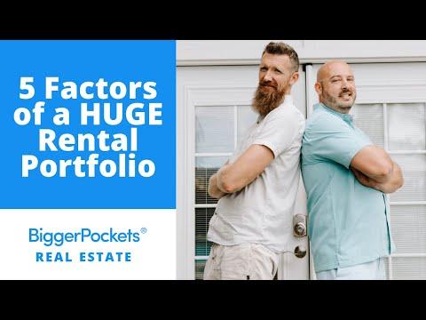 The 5 Keys to Scale Your Real Estate Portfolio to $1,000,000+