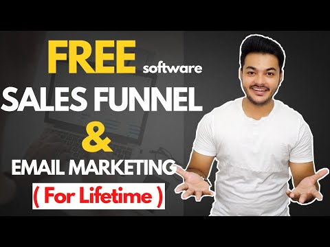 Best FREE Way To Create Sales Funnel & Start Email Marketing In 2021 ( For Beginners )