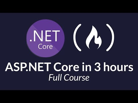 Learn ASP.NET Core 3.1 – Full Course for Beginners [Tutorial]