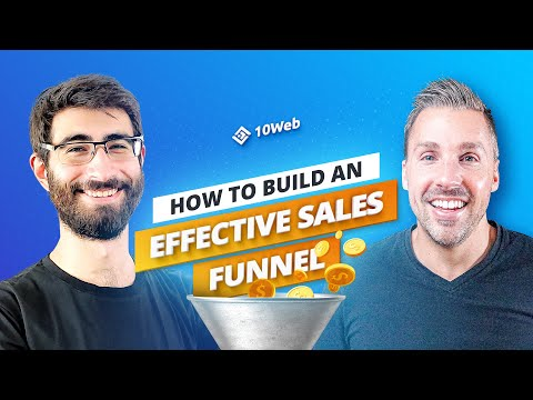 How to Build an Effective Sales Funnel 🎙 with @Adam Erhart