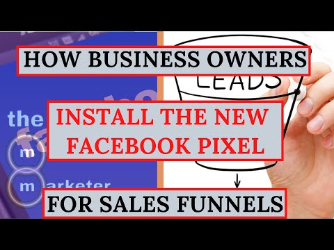 How To Install The NEW Facebook Pixel inside of your Clickfunnels Sales Funnels