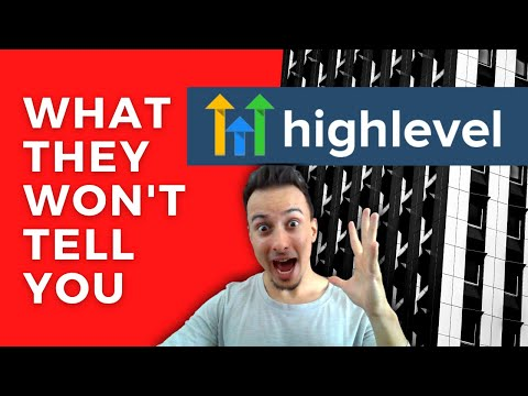 GoHighlevel Review [ Don't Try until You Watch ] – Lead Generation & Marketing CRM Automation