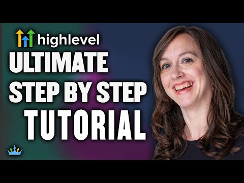 Gohighlevel Tutorial & Review Step by Step for Beginners