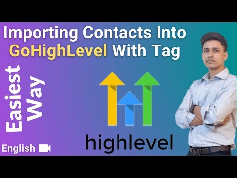 Importing Contacts/Leads Into GoHighLevel |Add Bulk Tag |Add to Email Campaigns| Send Bulk Actions