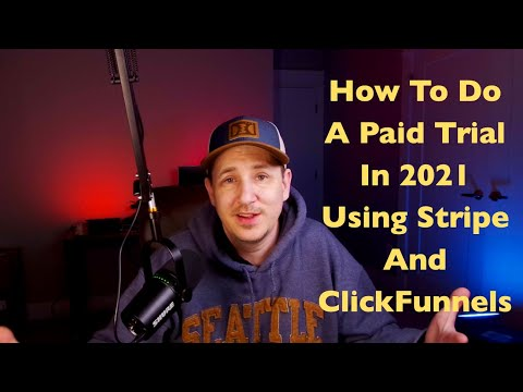 How To Setup A Paid Trial In ClickFunnels (Updated for 2021)