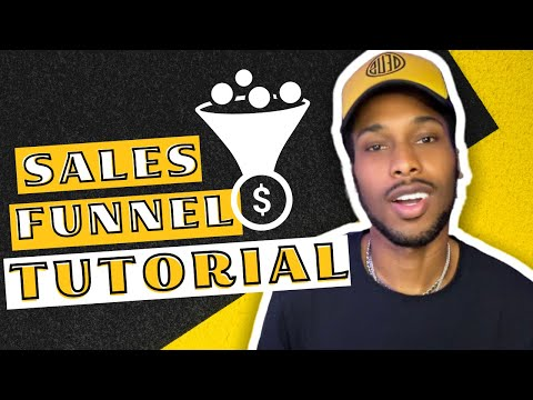 How To Build A Sales Funnel – Affiliate Marketing Funnel [2021]