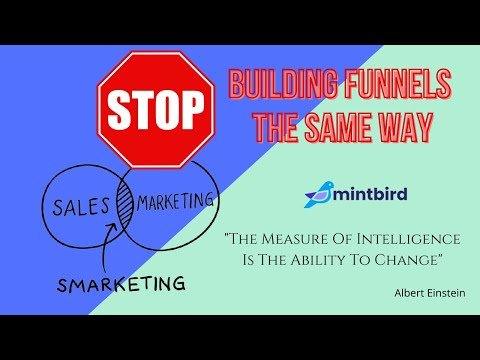 ClickFunnels vs MintBird Funnel Building 🔥 Sales Funnel Building 🔥 Funnel Libraries 🔥