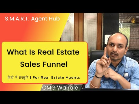 What Is Real Estate Sales Funnel (Hindi)