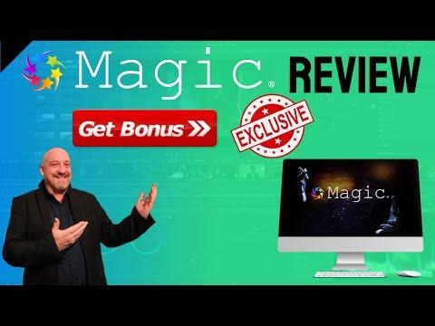 Magic Review + INSANE BONUS BUNDLE ⚡️ MAGIC REVIEW, DEMO & BONUS ⚡️