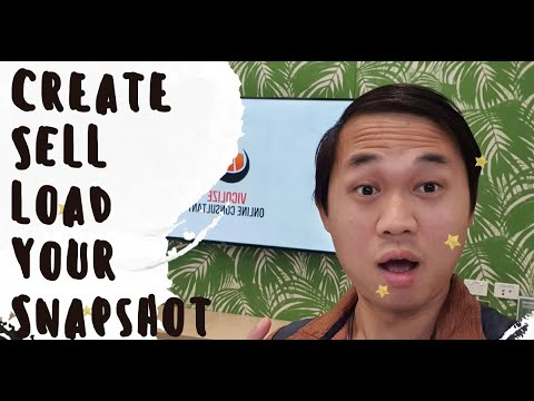 CREATE / SELL/ LOAD Your Snapshot To Your New Account – GoHighLevel Set Up – [GHL]