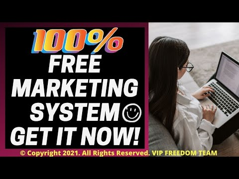 ✅💯% Free Lead System: Done For You Marketing Funnel