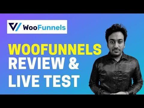 WooFunnels Review & Tutorial – Lifetime Deal – Sales Funnel Builder For WP WooCommerce