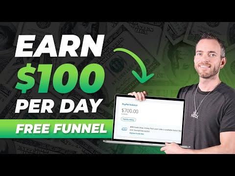 Make Money Giving Away FREE Money?! (Affiliate Marketing) | Free Funnel!
