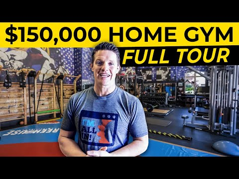 My private HOME GYM and wrestling room   My best investment
