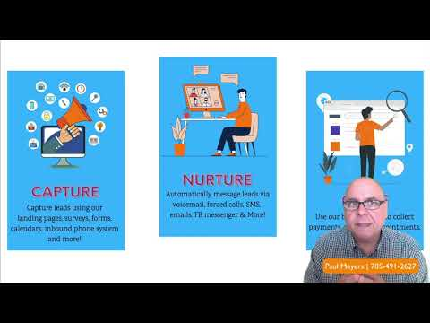 CRM Demo from Clark Communications – SAAS Demo