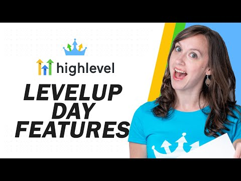 GoHighLevel LevelUp Day NEW Features – MY REACTION & Recap!