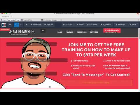 How To Set Up Facebook Pixel Tracking With ClickFunnels 2021 💰🤑🏆💰🤑🔥