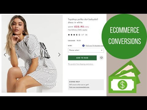 Complete E-commerce Conversion Rate Funnel Walkthrough and Tutorial