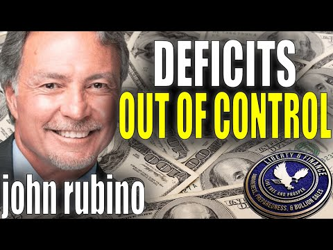 $3 Trillion Deficits Are Here To Stay   John Rubino