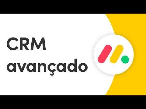 CRM avançado com a monday.com