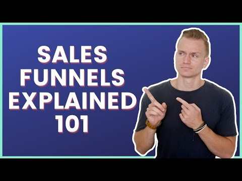 What Is A Sales Funnel And How Does It Work 2021