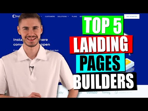 Best Landing Page Builder For Free🔥
