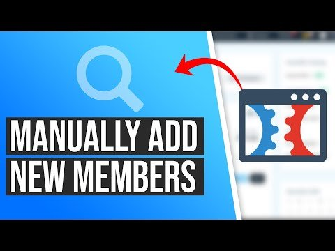 How to Manually Add New Members to Your ClickFunnels Membership Area