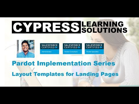How To Build Responsive Pardot Landing Page Templates using Bootstrap CDN