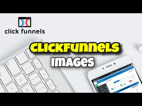 [Official Training]: How To Add An Image To Your Clickfunnels Page