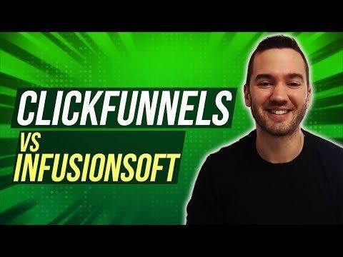 ClickFunnels Vs Infusionsoft 🥊 ClickFunnels Vs Keap