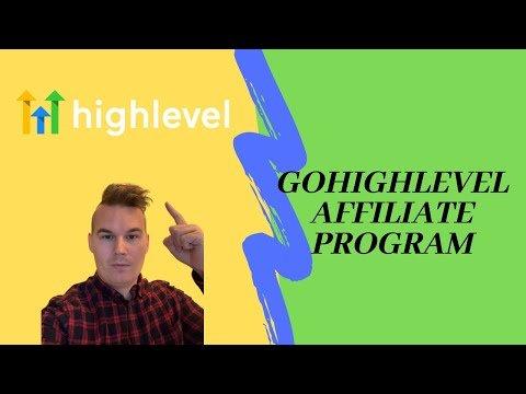 GoHighLevel Affiliate Program