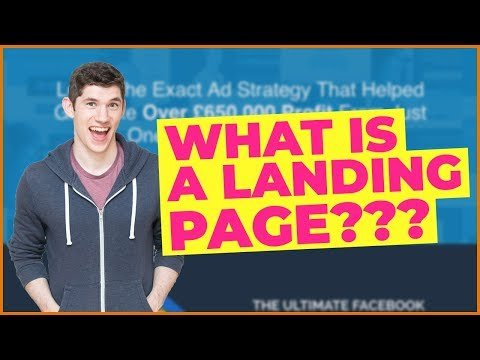 HOW TO CREATE A LANDING PAGE THAT CONVERTS! | 2019 Walkthrough